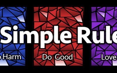 3 Simple Rules: Stay in Love with God