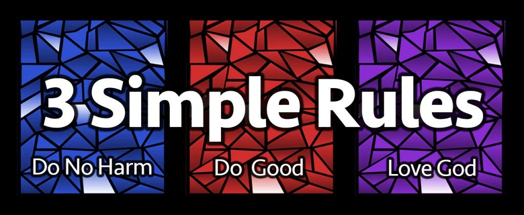 3 Simple Rules: Do Good
