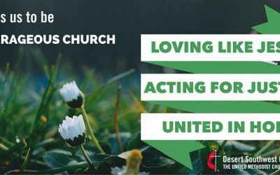 A Courageous Church: United in Hope