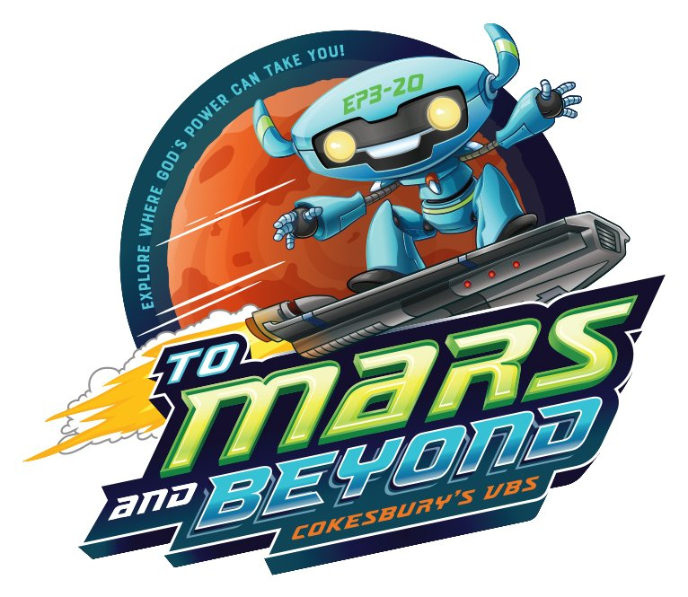 Vacation Bible School:  To Mars and Beyond Registration Now Open