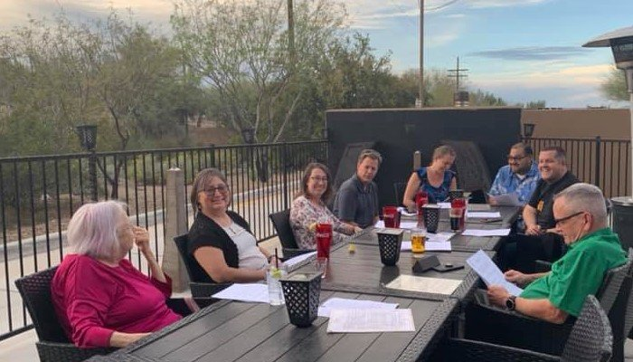 Theology Pub April 17, 2019